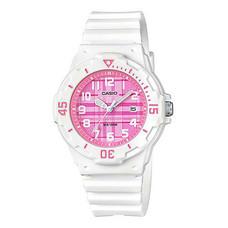 Casio นาฬิกาข้อมือ รุ่น LRW-200H-4CVDF Pink