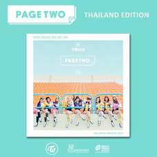 CD+DVD Twice – Page Two Thailand Edition