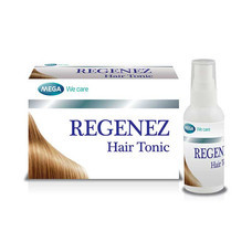 Mega We Care ผลิตภัณฑ์บำรุงเส้นผมและหนังศรีษะ 30 มล. (REGENEZ HAIR TONIC)