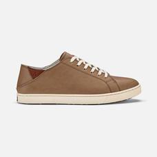 Olukai รองเท้าผู้ชาย 10383-3420 M-KAHU 'EONO TAN /TAPA 9 US