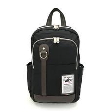 BP WORLD กระเป๋าเป้ รุ่น P006 (สีดำ)