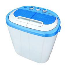 SONAR เครื่องซักผ้ามินิ แบบ 2 ถัง EW-S260 Blue