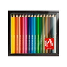 Caran D'Ache สีไม้ระบายน้ำ Swisscolor 30 สี