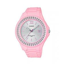 Casio นาฬิกาข้อมือ รุ่น LX-500H-4E4VDF Pink