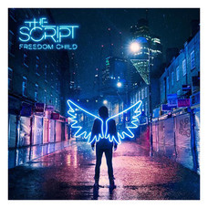 CD THE SCRIPT Album FREEDOM CHILD