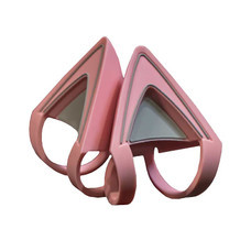 Razer อุปกรณ์เสริมหูฟัง Ears For Razer Kraken - Quartz Pink