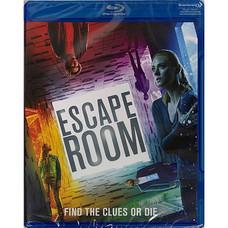 Blu-ray Escape Room กักห้อง เกมโหด