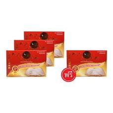 บอนแบค สูตรน้ำตาลกรวด ขนาด 45 มล. X 6 ขวด (ซื้อ 3 แถม 1 )