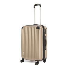 POLO TRAVEL CLUB กระเป๋าเดินทาง HKEXD 8009 ไซส์ 24 สีทอง