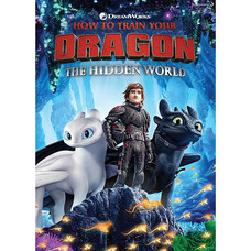 DVD How to Train Your Dragon-The Hidden World อภินิหารไวกิ้งพิชิตมังกร 3 (SE)
