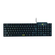 Nobi Keyboard NK01-BK Black