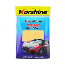 KARSHINE Chamois Micro Fabric ผลิตภัณฑ์ผ้าชามัวร์