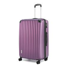POLO TRAVEL CLUB กระเป๋าเดินทาง HKEXD 8009 ไซส์ 28 สีม่วง