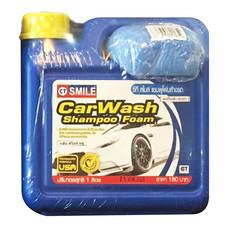 Smile แชมพูโฟมล้างรถ