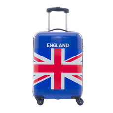 CAGGIONI กระเป๋าเดินทาง World Cup 2018 รุ่น Flag Design ขนาด 20 นิ้ว ลายธงอังกฤษ