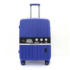 BP WORLD กระเป๋าเดินทาง รุ่น 8004 สีน้ำเงิน Blue 25 นิ้ว