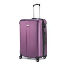 POLO TRAVEL CLUB กระเป๋าเดินทาง HK 9029 ไซส์ 28 สีม่วง