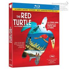 Blu-ray The Red Turtle/เต่าแดง