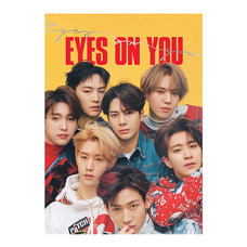 CD+DVD GOT7 Album EYES ON YOU THAILAND EDITION
