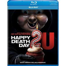 Blu-ray Happy Death Day2U สุขสันต์วันตาย2U