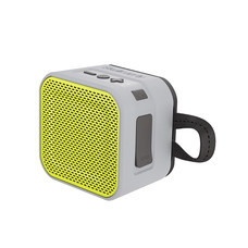 Skullcandy Bluetooth Speaker Barricade Mini Gray