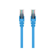 Belkin UTP Patch Snagless Cat5e RJ-45 Networking Cable 2 ม.