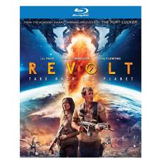Blu-ray Revolt สงครามจักรกลเอเลี่ยนพิฆาต