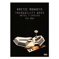 CD Arctic Monkeys Album Tranquility Base Hotel&Casino