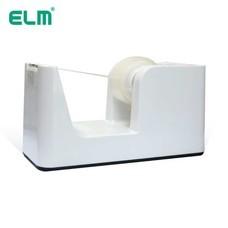 ELM แท่นตัดเทป TD-110 สีขาว