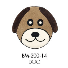 WSP พรมอะครีลิก Funny Mat (55 x 55 ซม.) BM-200-14/Dog