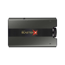 Creative G6 ซาวด์การ์ดพกพา Sound Blaster X 7.1 HD Audio Portable