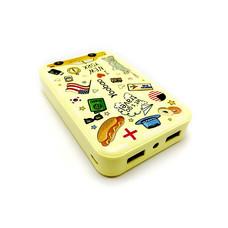 Yoobao Gift Set Micro USB M25S1 Yellow