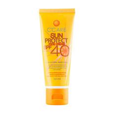 C'CARE SUN PROTECT FACE CREAM SPF 40 50 มล.