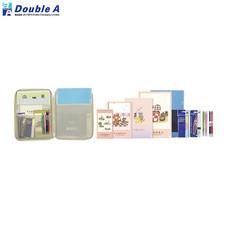 Double A Gift Set ชุดเครื่องเขียน Neko Softcast (กระเป๋าคละลาย)