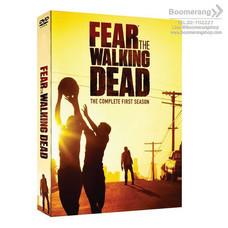 DVD Fear The Walking Dead Season 1