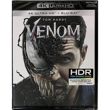 Blu-ray (4K) VENOM(2018) เวน่อม [4K Ultra HD+Blu-ray]
