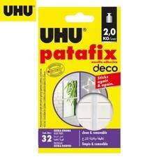 UHU Patafix Deco กาวดินน้ำมัน สีขาว