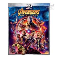 Bluray Avengers