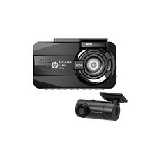 HP Car Camera F870G + RC3 Black