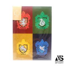 V.S Stationery สมุดเย็บกี่ปกแข็ง B6 Harry 2/3