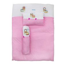 NATUR ที่นอนปิคนิคผ้าขนหนู 29 x 39 นิ้ว สีชมพู