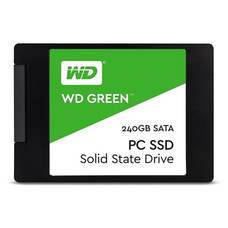 WD SSD Green SATA 7mm 240 GB (WDS240G2G0A)