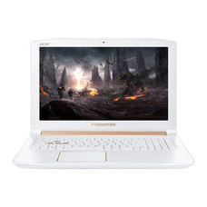 Acer Notebook Predator Helios 300 PH315-51-720U i7-8750H 16G 1T256G V6G W10 (144Hz) Pearl White
