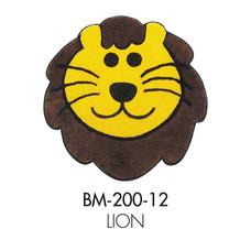 WSP พรมอะครีลิก Funny Mat (55 x 55 ซม.) BM-200-12/Lion