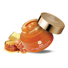 Cathy Doll 2in1 Snail Honey Ginseng with Gold Sleeping Serum Mask 70 ก. Secret Recipe (Ver.2)