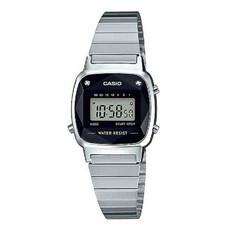 Casio นาฬิกาข้อมือ รุ่น LA670WAD-1DF Silver