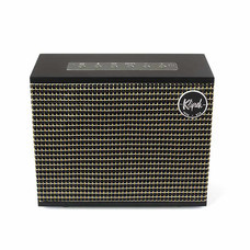 Klipsch ลำโพงไร้สาย Heritage Groove High-End Bluetooth Speaker Matte Black