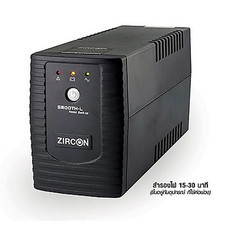 Zircon UPS Smooth-L 800VA Black