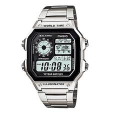 Casio นาฬิกาข้อมือ รุ่น AE-1200WHD-1AVDF