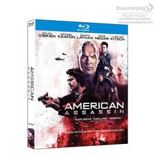 Blu ray American Assassin (2017)